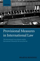 Provisional Measures in International Law