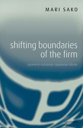 Shifting Boundaries of the Firm$