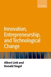Innovation, Entrepreneurship, and Technological Change$