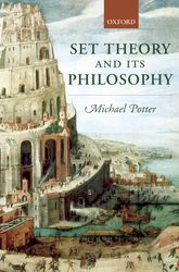 Set Theory and its Philosophy – A Critical Introduction - Oxford Scholarship Online
