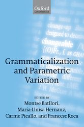 Grammaticalization and Parametric Variation$