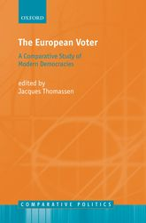 The European VoterA Comparative Study Of Modern Democracies$