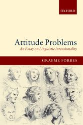 Attitude ProblemsAn Essay On Linguistic Intensionality$