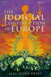The Judicial Construction of Europe$