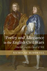 Poetry and Allegiance in the English Civil Wars