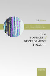 New Sources of Development Finance$