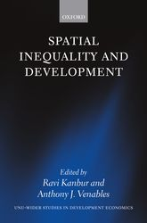 Spatial Inequality and Development
