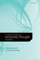 An Outline of the History of Economic Thought - Oxford Scholarship Online