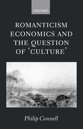 Romanticism, Economics and the Question of 'Culture'$
