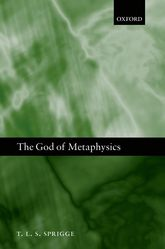 The God of Metaphysics | Oxford Scholarship Online