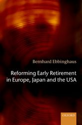 Reforming Early Retirement in Europe, Japan and the USA$
