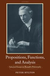Propositions, Functions, and Analysis$