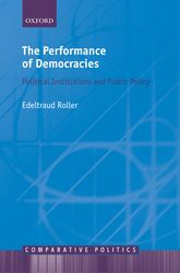 The Performance of DemocraciesPolitical Institutions and Public Policy$