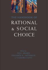 The Handbook of Rational and Social Choice - Oxford Scholarship Online