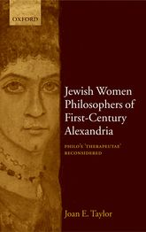 Jewish Women Philosophers of First-Century Alexandria$