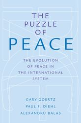 The Puzzle of PeaceThe Evolution of Peace in the International System$