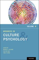 Advances in Culture and Psychology - Oxford Scholarship Online