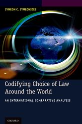 Codifying Choice of Law Around the WorldAn International Comparative Analysis