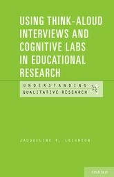 Using Think-Aloud Interviews and Cognitive Labs in Educational Research$