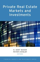 Private Real Estate Markets and Investments - Oxford Scholarship Online