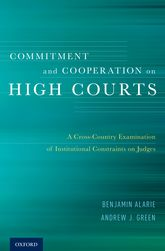 Commitment and Cooperation on High CourtsA Cross-Country Examination of Institutional Constraints on Judges