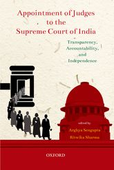 Appointment of Judges to the Supreme Court of IndiaTransparency, Accountability, and Independence$