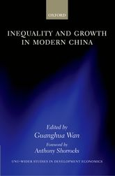 Inequality and Growth in Modern China$