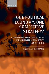 One Political Economy, One Competitive Strategy