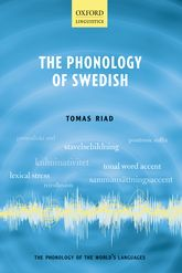 The Phonology of Swedish | Oxford Scholarship Online