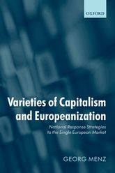 Varieties of Capitalism and EuropeanizationNational Response Strategies to the Single European Market$