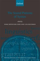 The Sound Patterns of Syntax$