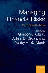 Managing Financial RisksFrom Global to Local$