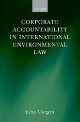 Corporate Accountability in International Environmental Law$