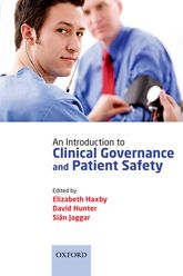An Introduction to Clinical Governance and Patient Safety$