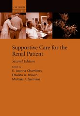 Supportive Care for the Renal Patient | Oxford Scholarship Online
