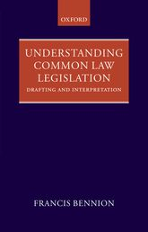 Understanding Common Law Legislation