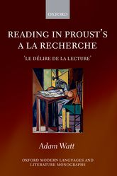 Reading in Proust's A la recherche