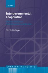 Intergovernmental Cooperation – Rational Choices in Federal Systems and Beyond | Oxford Scholarship Online