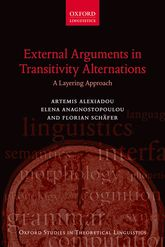 External Arguments in Transitivity Alternations