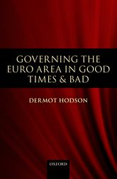 Governing the Euro Area in Good Times and Bad | Oxford Scholarship Online