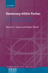 Democracy within PartiesCandidate Selection Methods and Their Political Consequences$