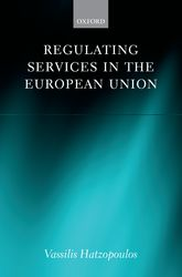 Regulating Services in the European Union$