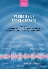 Varieties of Spoken French$