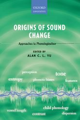 Origins of Sound Change