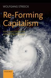 Re-Forming CapitalismInstitutional Change in the German Political Economy