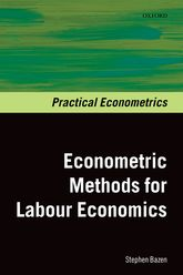 Econometric Methods for Labour Economics$