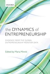 The Dynamics of Entrepreneurship – Evidence from Global Entrepreneurship Monitor Data | Oxford Scholarship Online