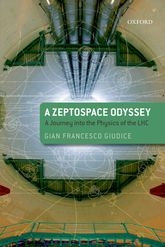 A Zeptospace Odyssey: A Journey into the Physics of the LHC$