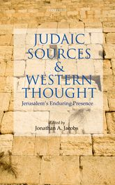 Judaic Sources and Western Thought$