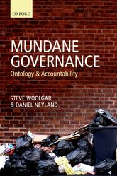 Mundane Governance: Ontology and Accountability